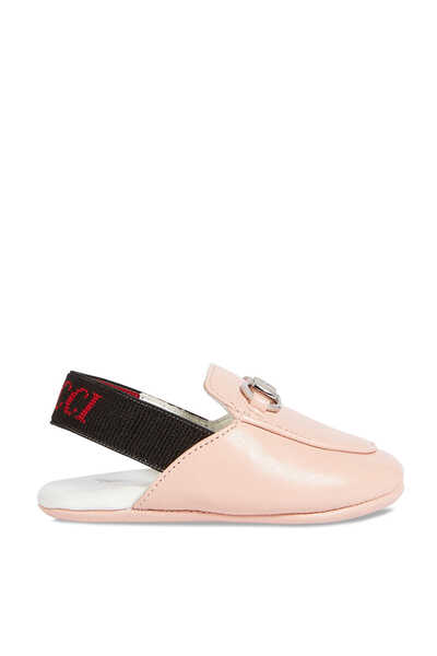 Princetown Leather Slip-Ons