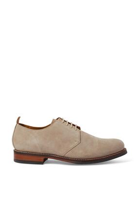 Wade Suede Derby Shoes