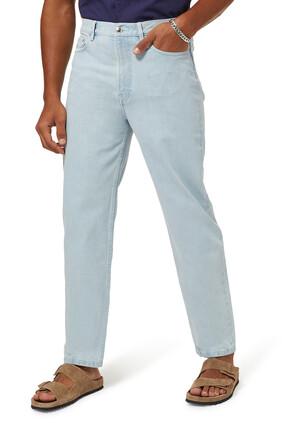 Martin Straight-Leg Jeans