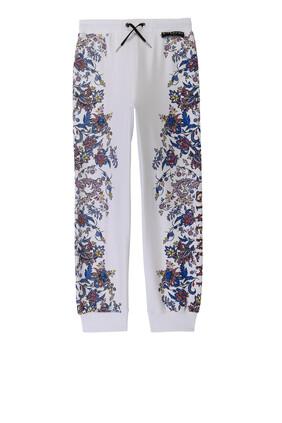 Floral Jogging Pants