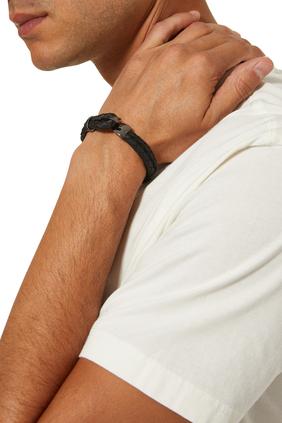 Beacon Leather Bracelet