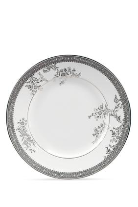 Vera Wang Lace Platinum Side Plate 20cm