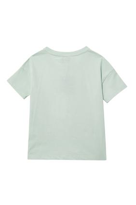 Elephant Tiger Print T-Shirt