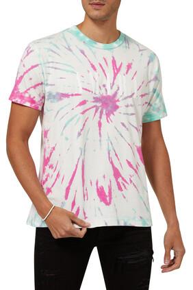 Core Logo Tie Dye T-Shirt
