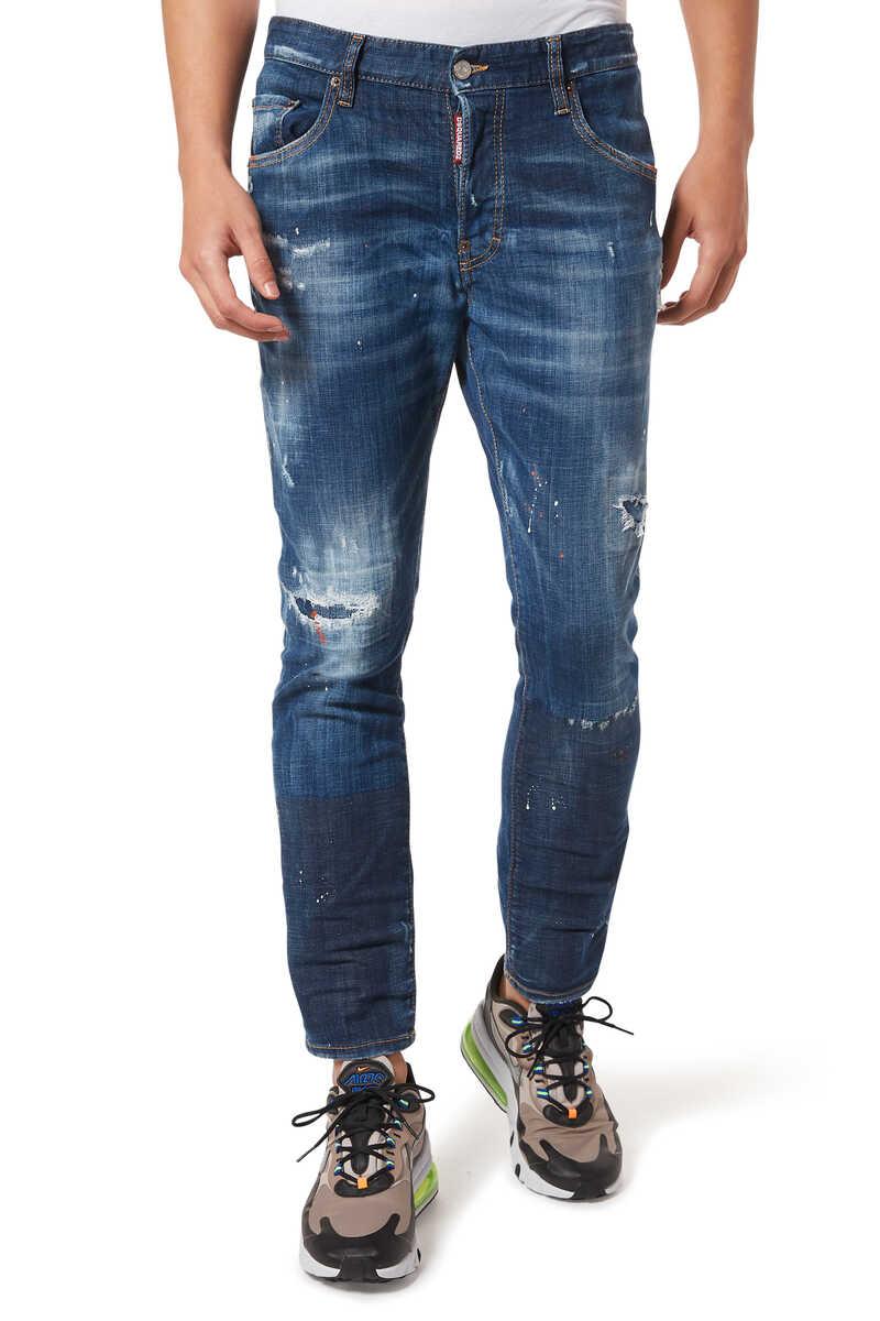 Macchia Skater Denim Jeans image number 1