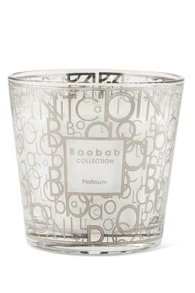 My First Baobab Platinum Candle