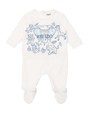 Logo Print Pyjama