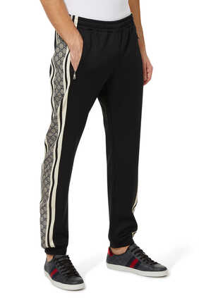 Technical Jersey Jogging Pants