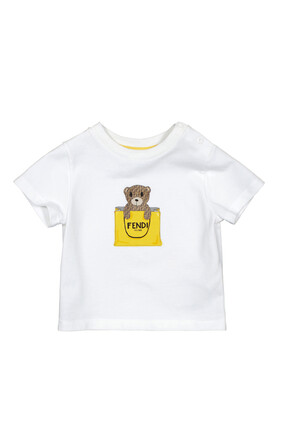 Bear in Bag T-Shirt