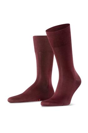 Red Silk Socks