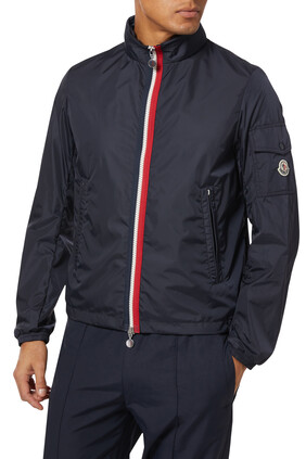 Keralle Nylon Hooded Jacket