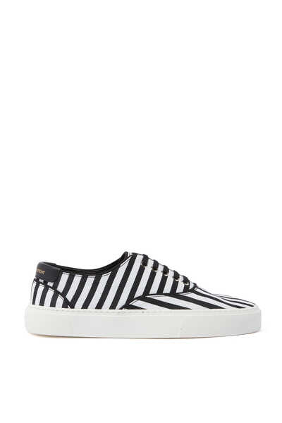 Venice Striped Sneakers