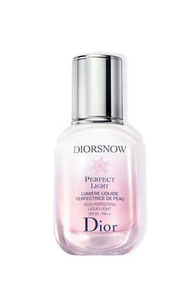 Diorsnow Perfect Light - Skin-Perfecting Liquid Light SPF 25 PA++