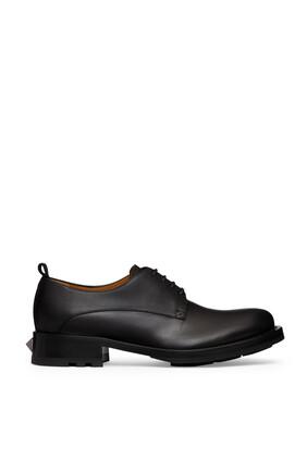 Valentino Garavani Roman Stud Derby Shoes