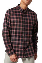 Multi-Plaid Shirt