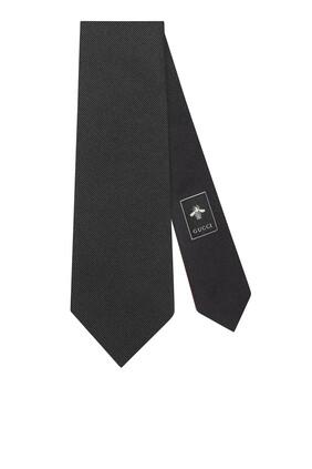 Kingsnake Underknot Silk Tie