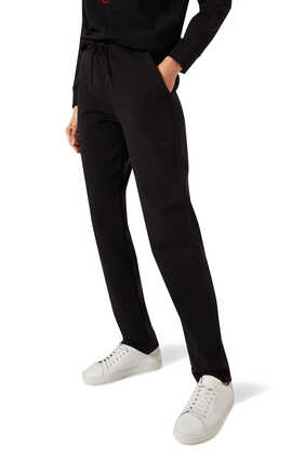 Jersey Tapered Pants