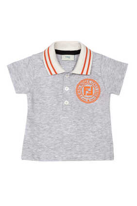 Stamp Logo Polo Shirt