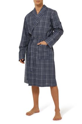 Yanis Check Robe