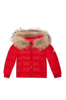Fur Hood Puffer Jacket