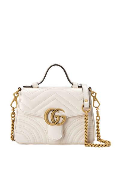 GG Marmont Matelassé Bag