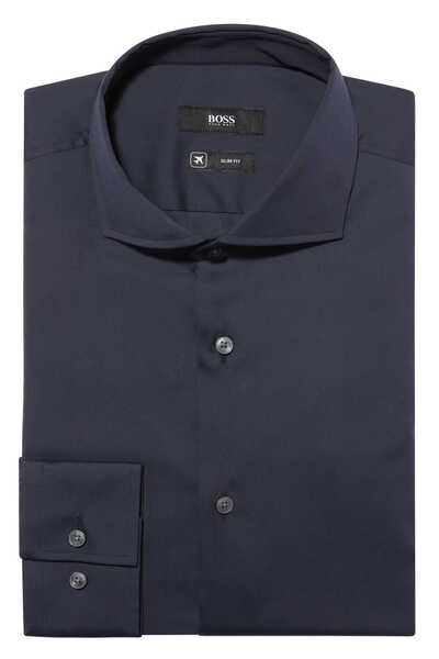 Jason Italian Micro-Structured Shirt