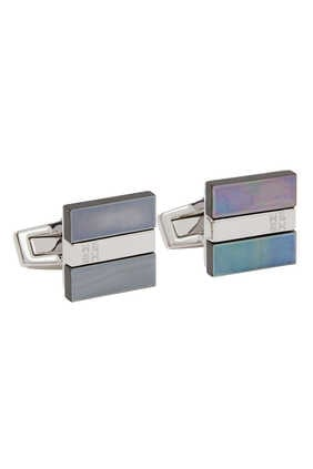 Brass Pascal Cufflinks