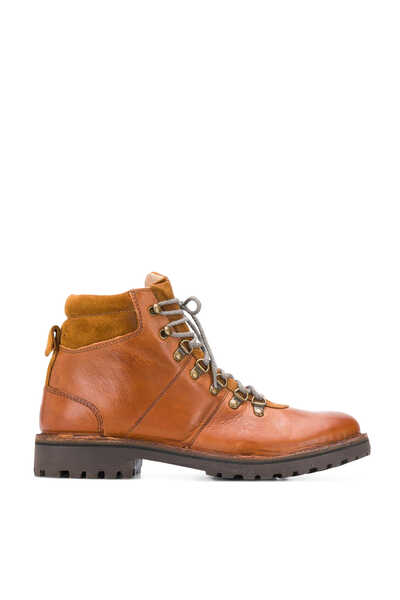 Leather Hiking Boots