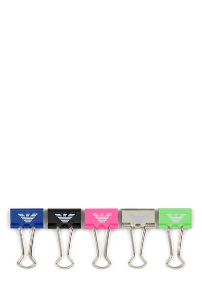 Eagle Logo Stationery Binder Clips