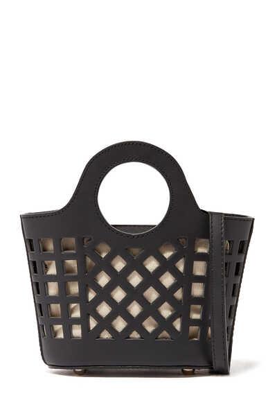 Colmado Perforated Mini Tote Bag