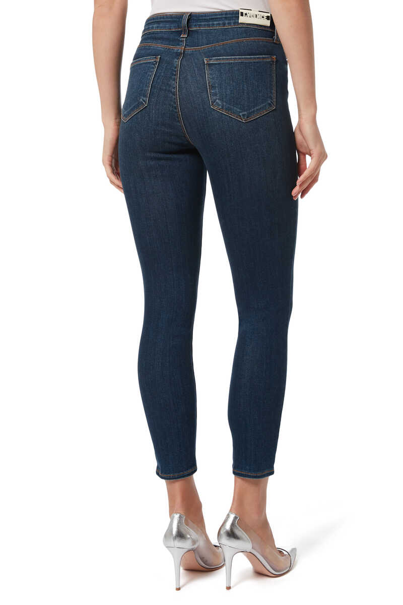 Margot High-Rise Skinny Jeans image number 3