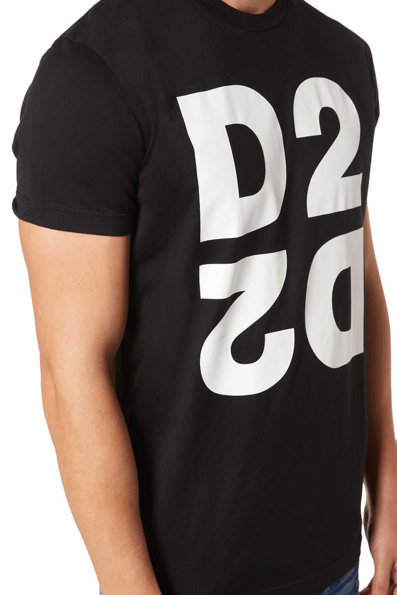 D2 Print T-Shirt image number 4
