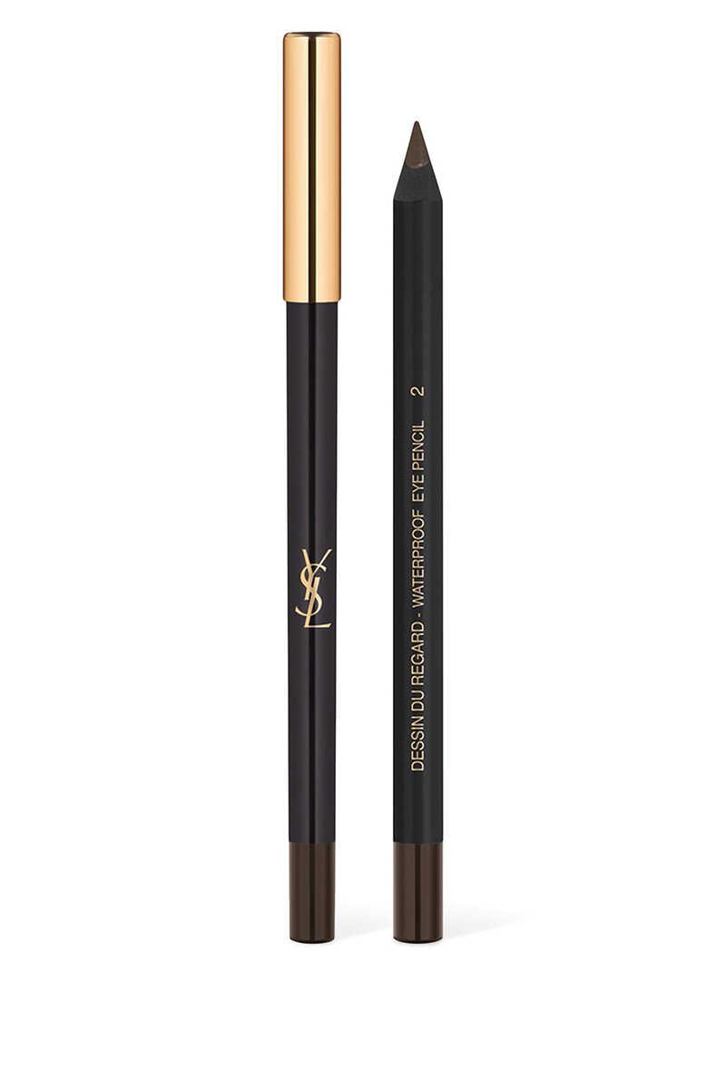 Dessin Du Regard Waterproof Eyeliner Pencil image number 1