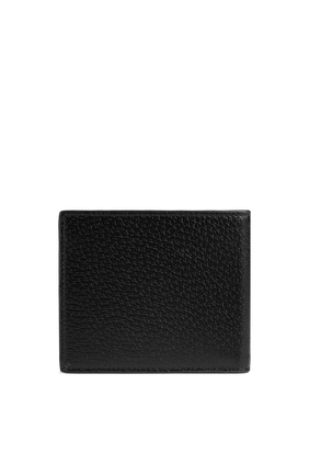 Animalier Leather Wallet
