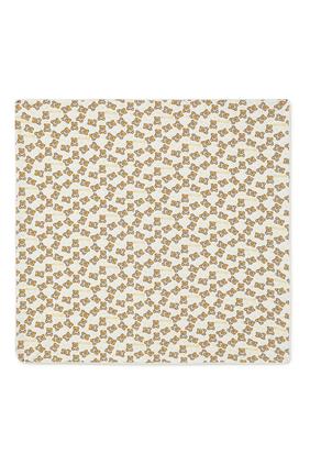 Teddy Bear Print Blanket