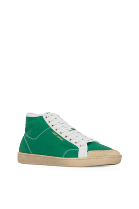 Court Classic High Top Sneakers