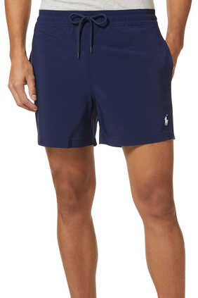 Slim-Fit Traveller Swim Shorts