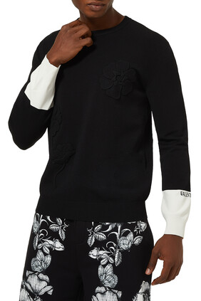 Garden Crewneck Sweater