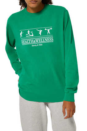 Health And Wellness T-Shirt