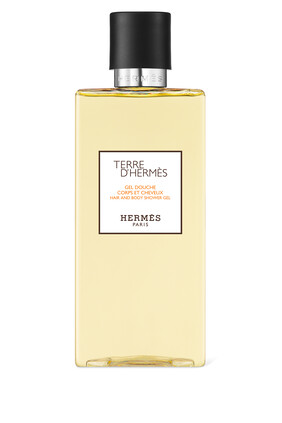 Terre d'Hermès, Hair and body shower gel