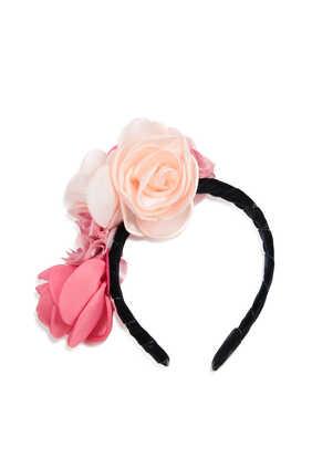 Floral Appliqué Headband