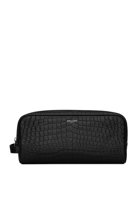 Leather Grooming Case