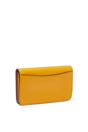 Slim Card Case in Leather