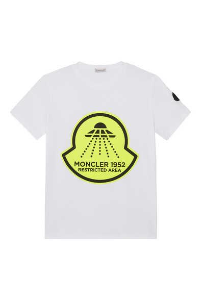 UFO Print T-Shirt