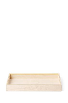Shagreen Small Vanity Tray