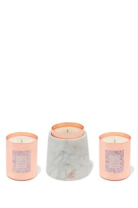 Four Piece Candle Gift Set