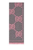 GG Wool Jacquard Scarf