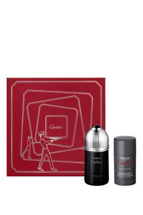 Pasha de Cartier Edition Noire Set