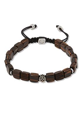 Ebony Gear Bracelet
