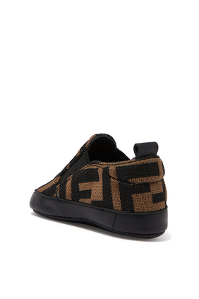 FF Logo Baby Shoes